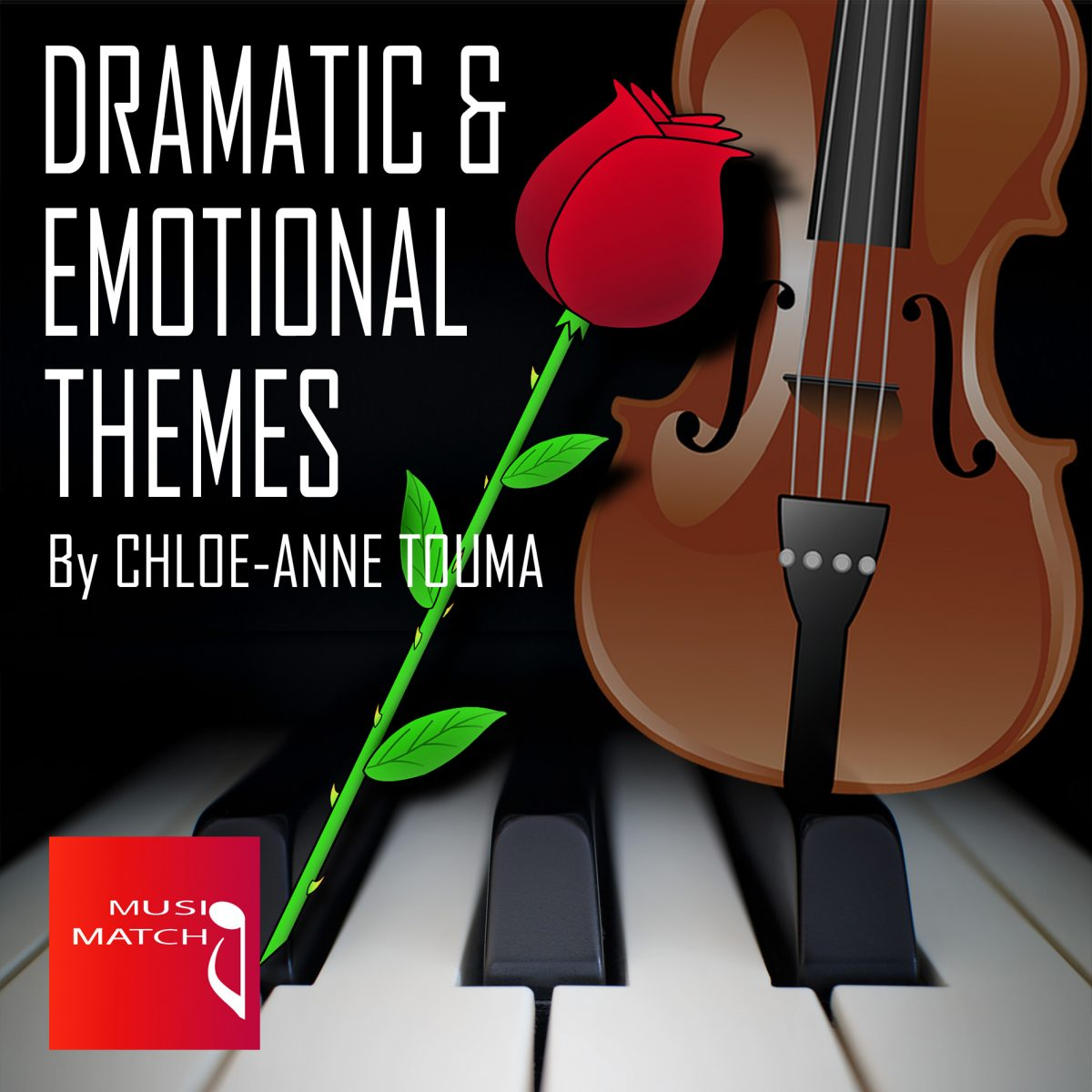 Dramatic & Emotional Themes Album